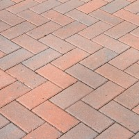 red stone patios