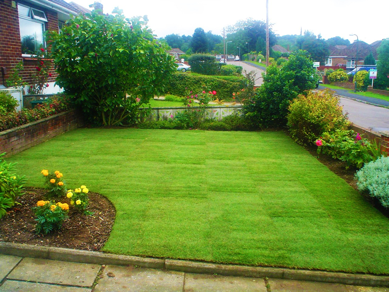 Abbey Turf home Project