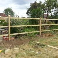 Abbey Turf fencing