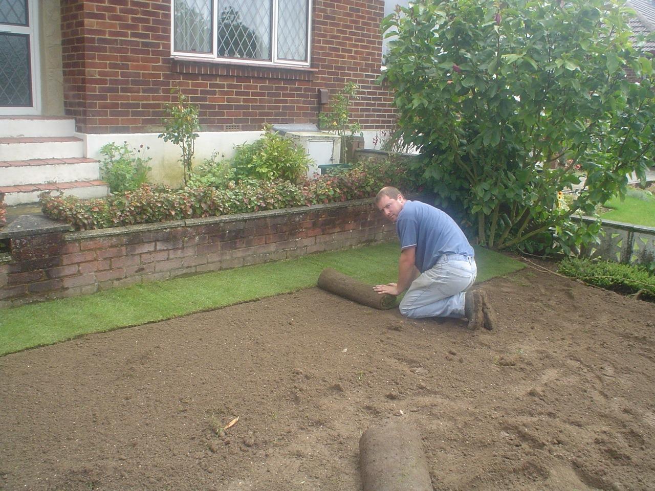 Lawn Turf Suppliers Southampton